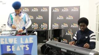 Blue Lab Beats - Live Jazz FM Session.mp3