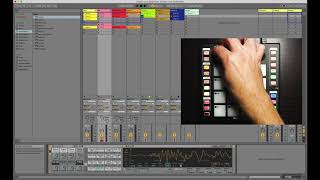 PreSonus ATOM and Ableton Live: User Mode