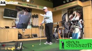 why do my golf clubs go the same distance