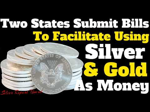 New Bills Could Restore Silver and Gold as Money & End The F