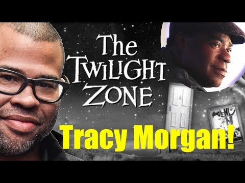 """Tracy Morgan on The Twilight Zone! """"The Comedian"""" Review! Episode 1!"""