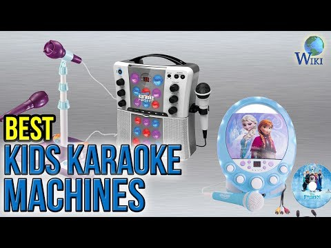 10 Best Kids Karaoke Machines 2017