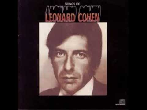 Leonard Cohen Sisters of Mercy