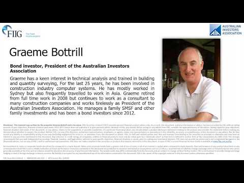 Webinar - An individual corporate bond story