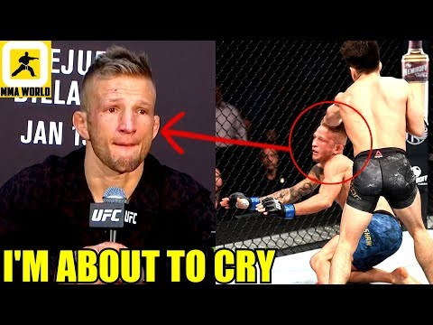 MMA Community Reacts to 5th Fastest KO in a title fight in UFC History Henry Cejudo vs TJ Dillashaw