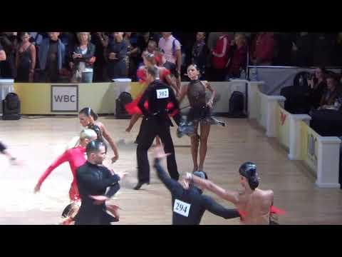 Melikhov Maxim - Shatckaia Liubov Paso / Autumn Moscow Cup 2018 Amateur Latin