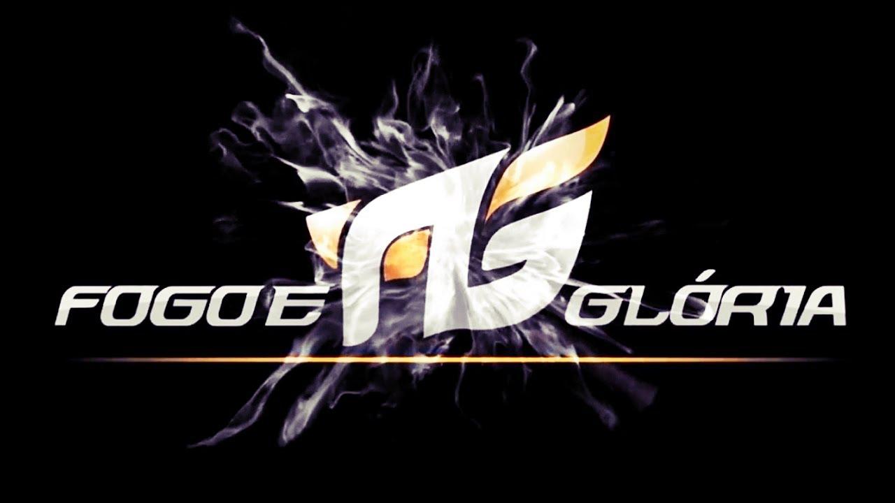 Dá um Glória Aê ● Fogo e Glória ( Forró Gospel )
