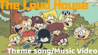 the loud house theme song music video