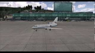 THAI CREATION MACAU INTERNATIONAL AIRPORT FSX