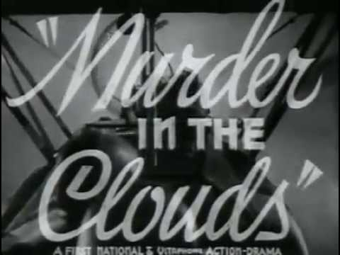 Murder in the Clouds (Original Trailer)