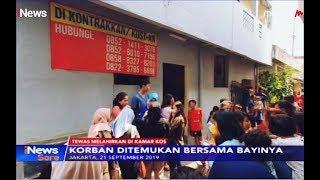 Wanita Tewas Melahirkan di Kamar Kos Jarang Bergaul dengan Tetangga - iNews Sore 22/09