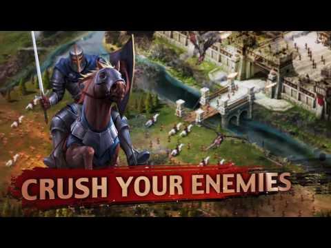 King of Avalon: Dragon Warfare Global Launch Trailer-EN