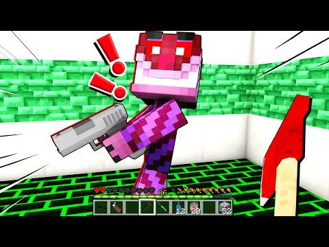 STRECATTO CI HA TRADITI!! - Minecraft Epidemia 017