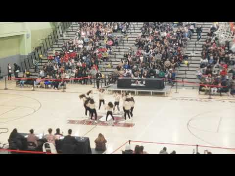 San Fernando Middle School 2019 Dance Competition