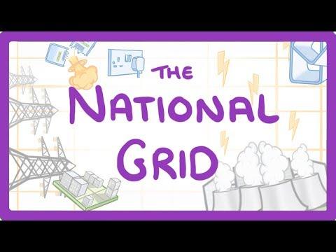 GCSE Physics - National Grid  #19