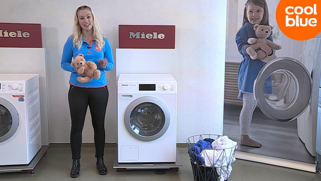 miele wdb 030 wcs w1 classic wasmachine review nederlands youtube. Black Bedroom Furniture Sets. Home Design Ideas