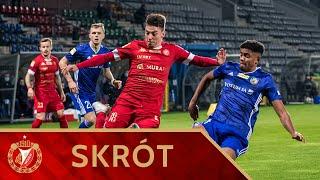 Skrót meczu: Miedź Legnica - Widzew Łódź 1:1