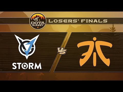 VGJ.Storm vs Fnatic vod