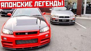 Три легенды: Nissan Skyline GT-R R34.  Какой же выбрать?  [DDE на русском]