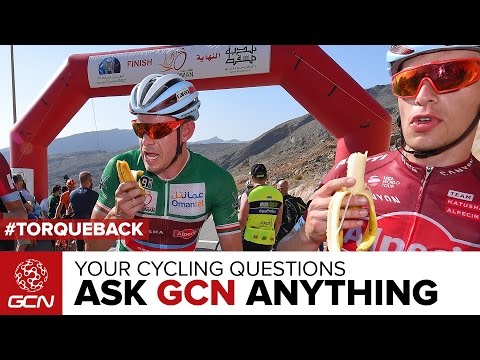 What Normal Food Can I Eat When Cycling? | Ask GCN Anything Cycling