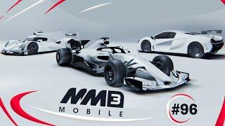 motorsport Manager Mobile 3 - Обзор на андроид #96 (Карьера #1, Дебют в F1)