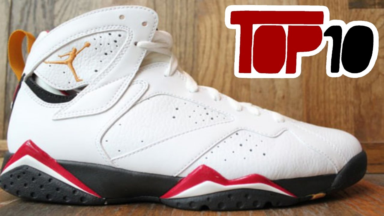 1dd9bb7a666684 5 Used Air Jordan Retro Shoes For Under  100 - YouTube