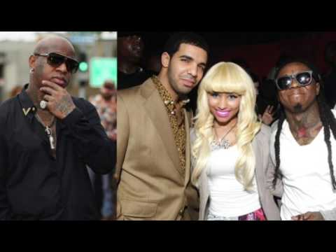 Nicki Minaj Spotted In Studio With Lil Wayne, Joins Drake In Support Of Wayne In Birdman CM Dispute