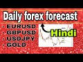 ( 25 may ) Daily forex forecast  EURUSD / GBPUSD / USDJPY / GOLD  forex trading  Hindi