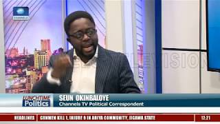 Onnoghen: Reviewing The Implication Of Court Judgment |Lunchtime Politics|