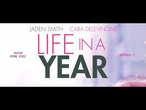 Cara Delevingne y Jaden Smith viven un trágico romance Life in a Year
