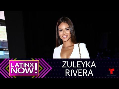 Zuleyka: Daddy Yankee y su ritmo pone a mover sus caderas | Latinx Now!