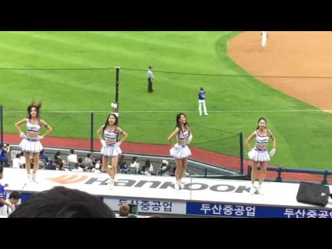 20160719 KBO Samsung Lions Cheerleader