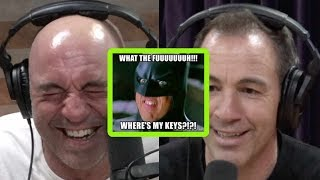 "Bryan Callen ""Lost"" His Keys While High"