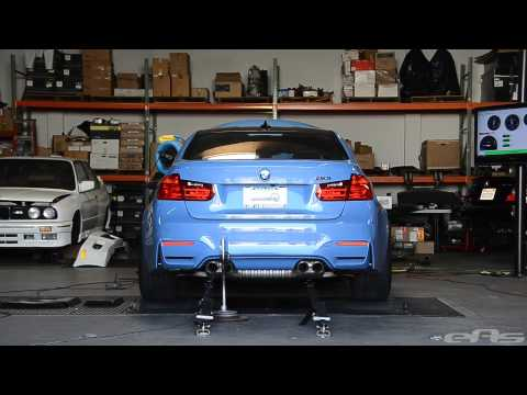 2015 BMW M3 Impresses with Huge Dyno Numbers