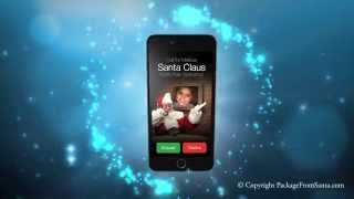 Free Personalized Phone Call from Santa APP! - Letters from Santa