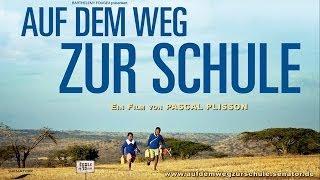 AUF DEM WEG ZUR SCHULE - Trailer Deutsch - Cosmic Cine Schulvorstellung 2014