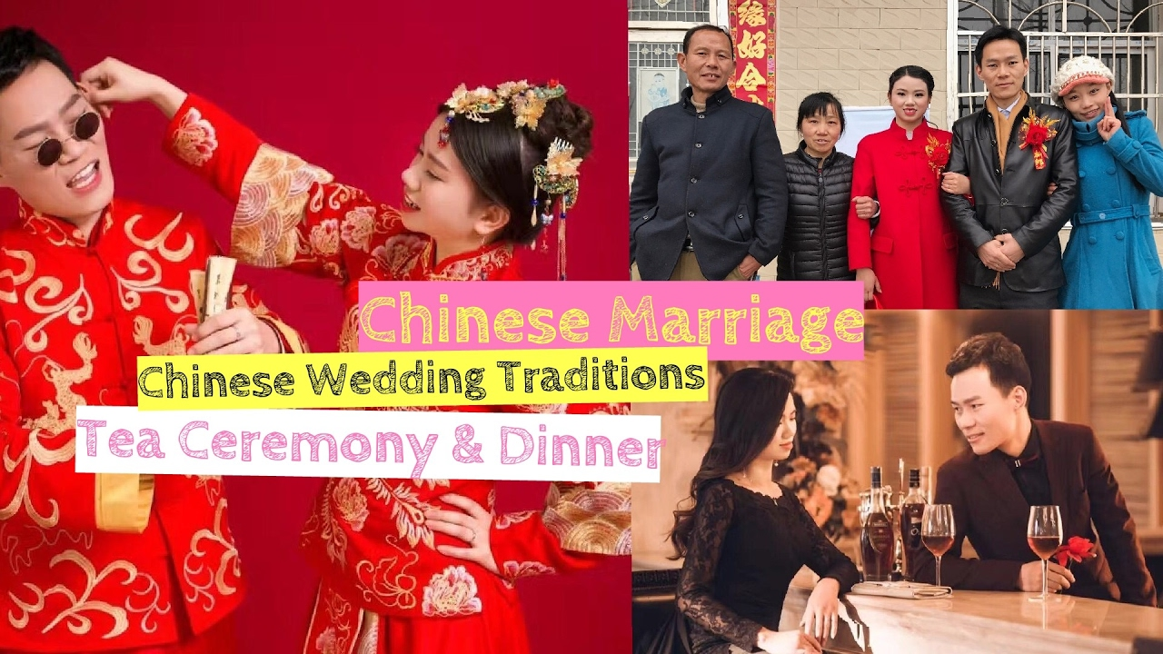 Chinese Wedding Traditions Marriage Tea Ceremony Small World
