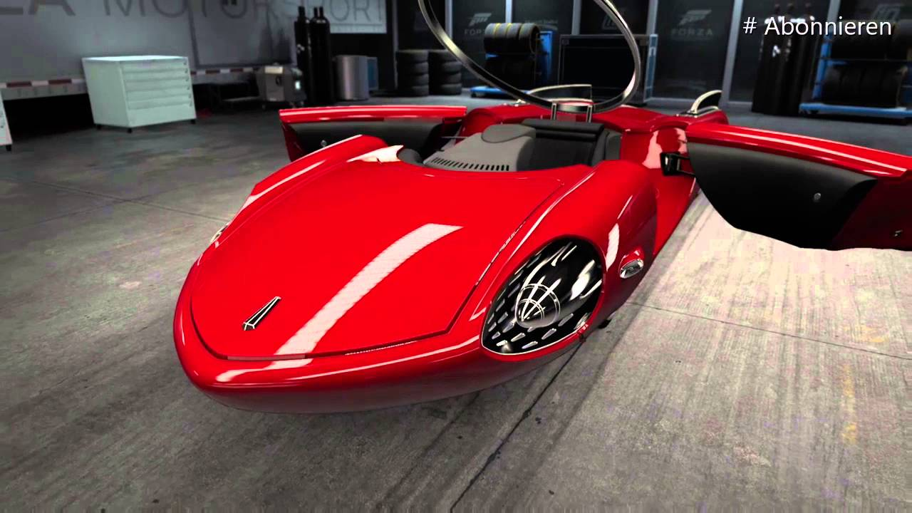 Forza Motorsport 6 Cryslus Rocket 69 April Car Pack Youtube