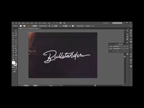 Bullstander Signature Font Style