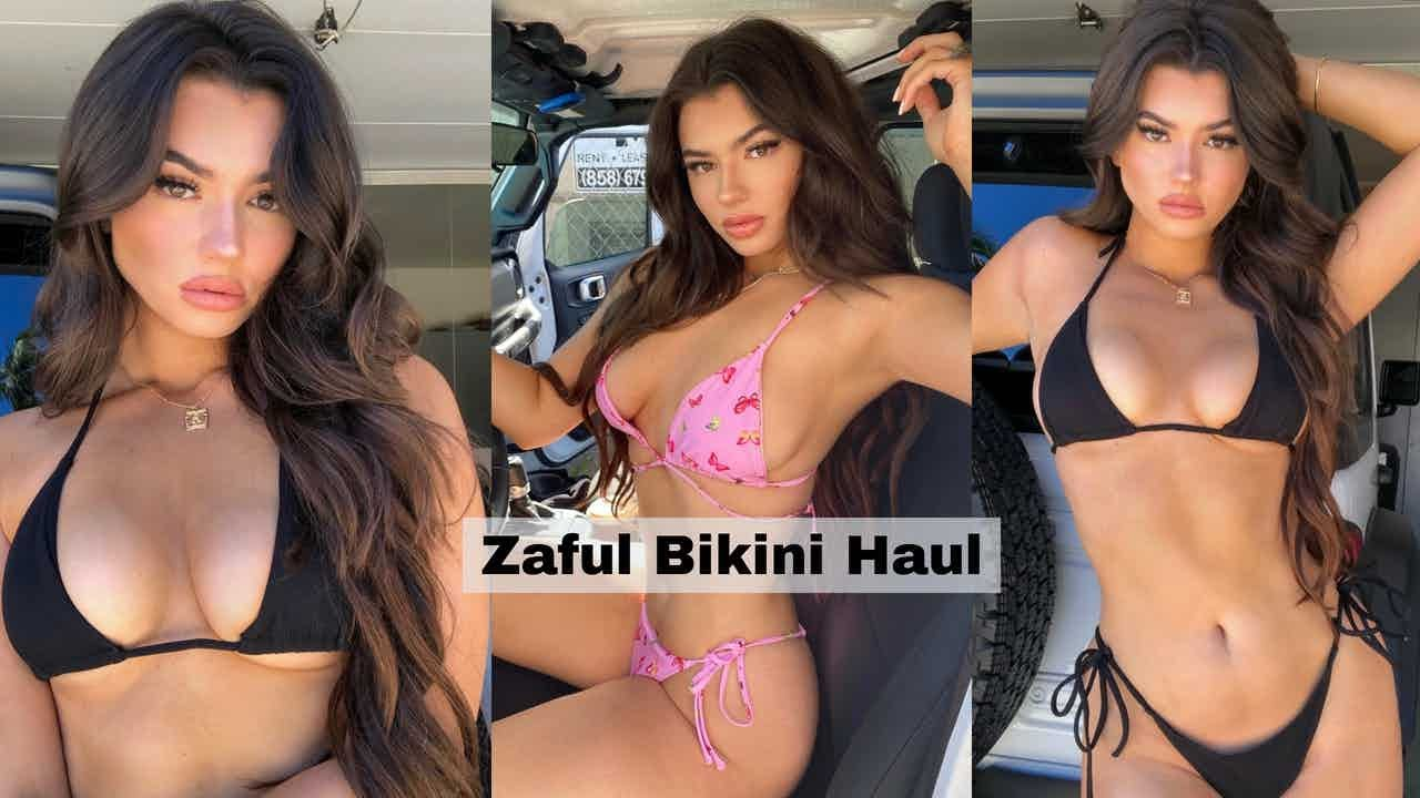 HUGE Zaful Bikini Try On Haul 2020