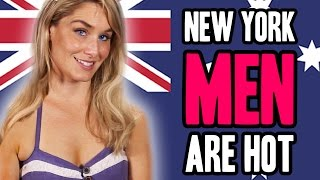 What Aussies Think Of American Men