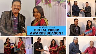 Digital Music Awards Season 1 2019 | Full Episode | Ganga | Ananthu | Vijitha | Suresh