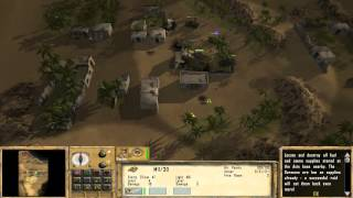 "Desert Rats vs. Afrika Korps (2004) - 11 ""Who dares..."" by Gaming Hoplite"
