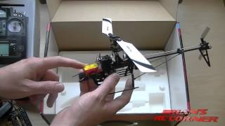 Nine Eagles Solo Pro 180 3G - What's in the Box and Flight Testing