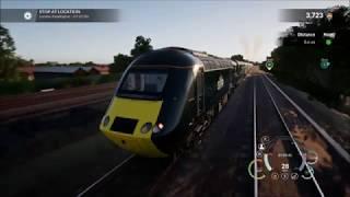 Train Sim World Class 43 (intercity 125)