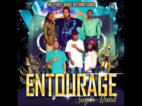 Nu Vybes Band (Sugar Band) Live 2014 - Let Me Know, Entourage