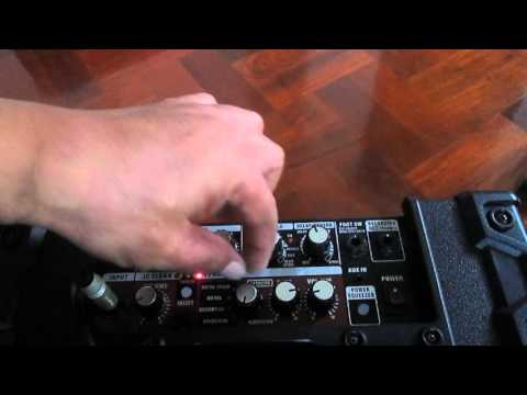 Roland Cube 20 XL  With Anan-58
