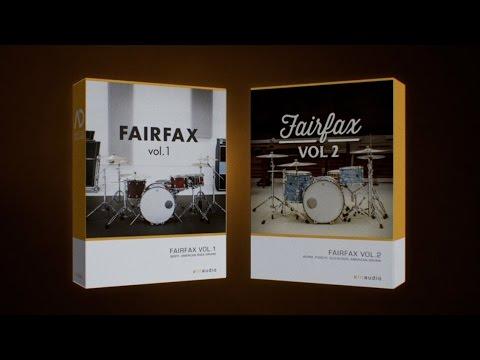 Addictive Drums 2: Fairfax Vol.1 & 2 ADpaks