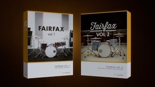 Addictive Drums 2: Fairfax Vol.1 & 2 ADpaks