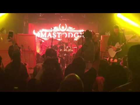 Mastodon performing Sultans Curse  at SXSW 2017